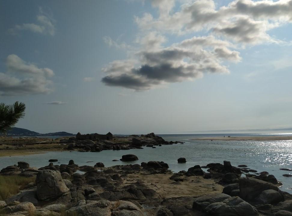 playa boca do rio carnota