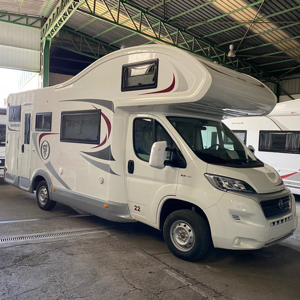 Autocaravana Van&Fun